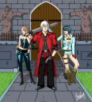 Devil May Cry by Elektronick