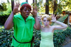 A Little Bit of Pixie Dust by SugarBunnyCosplay