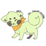 Patch my Tailor Shibe by Tangwi