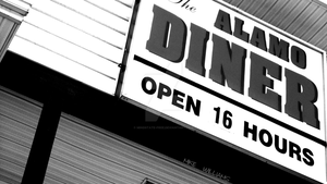 Alamo Diner by Mindstate-Free