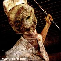 Silent Hill Nurse - Cosplay 2 by Vamppy
