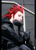 Axel - What's up by MiraiSadame