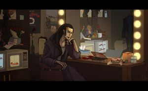TdV: Mid-spectacle Snack by KleeB