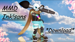 [ MMD ] Ink sans { Download in description } by rby121174