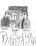 Doctor Who by NewGenerationArt7