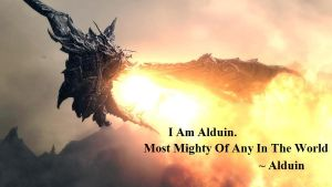 Alduin The Mighty by OnlySekhmet