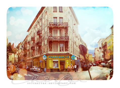 la pharmacie by soychaitea