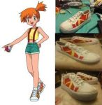 Misty Shoes x3 by Foxy-Cosplay