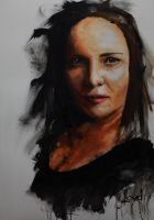 Debbie-Lee 2012 by lloyd-art