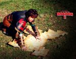Hiccup - HTTYD2 - Together We map the World by EvilSephiroth89