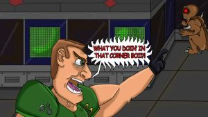 Doom:  The Incompetency Files by sonicheroes4ever