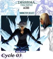 Dissidia Aces: Snow day~ by Chopstuff