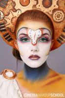 IMATS Battle of the Brushes by CinemaMakeupSchool