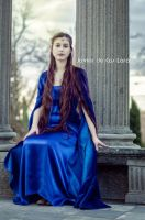 Noldorin Elf in Rivendell professional shoot - IV by ArwendeLuhtiene