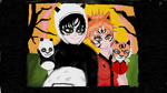 Po and Tigress by firecrystal1092