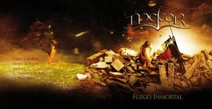 Melcor-Fuego inmortal preview by Sidiuss