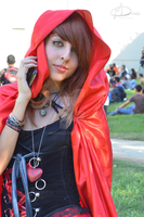 DannieDoll Little Red Hood by MDavnez