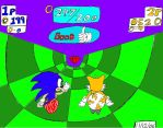Sonic 2 scene. Request by dragontamer272