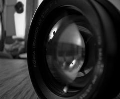 Old Lens by GhostingFish