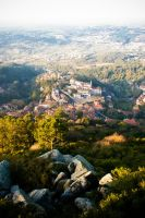 Village of Sintra by Epinto