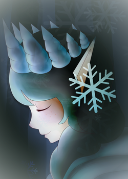 Snow Queen Avanna by Uu-hime
