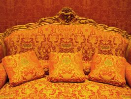 Rococo Furniture by Humble-Novice