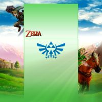 Legend of Zelda Youtube BG by XM94