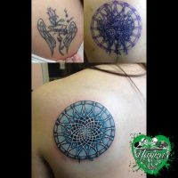Coverup dreamcatcher by yayzus