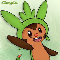 Chespin Portrait by CawinEMD