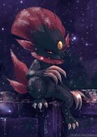Weavile by Haychel