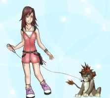Kairi's Pet by Laura32