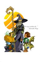 Fellowship of the Ring by ClockerControl