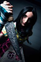 Alice Madness Returns - Mad doll by Medowsweet