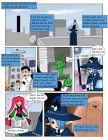DU Crossover 2014 - Heroes United Chp 3 page 1 by CrystalViolet500