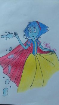 Princess Snow Lazuli by CakePapillon