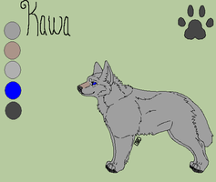 Kawa Ref. by Ink--Chan