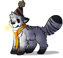 happy new years eve by littledoge