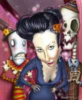 ROCKABILLY dead to the CIRCUS by NapalMBastarD