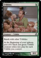 Tribbles by Habibson