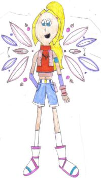 BB: Rikku's Ultimate Form by beyblader04
