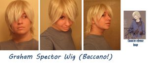 Graham Spector - Baccano- Wig by Spwinkles