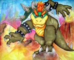 King of Koopas by Sastrei