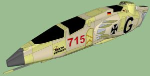Blohm and Voss-Henschel Space Systems HsS 329 by Andywerk