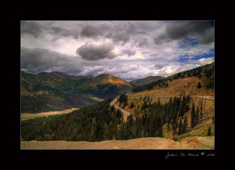 The Storms of Loveland Pass by kkart