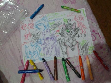 +just a colour full crayon doodle+i'm so boring+ by Shizuko144567