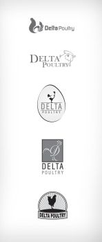 Delta Poultry Logo Design by aa3