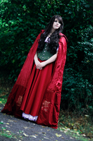 Red Riding Hood [OUaT] - Portrait by Sayuri-Shinichi