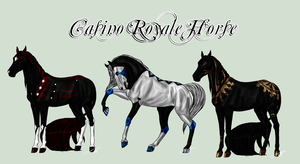 Casino Royale Horse by Jian89