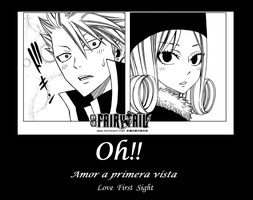 Fairy Tail - Love First  Sigh by GabyGirl1243