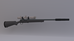 Remington 700 by pyrohmstr